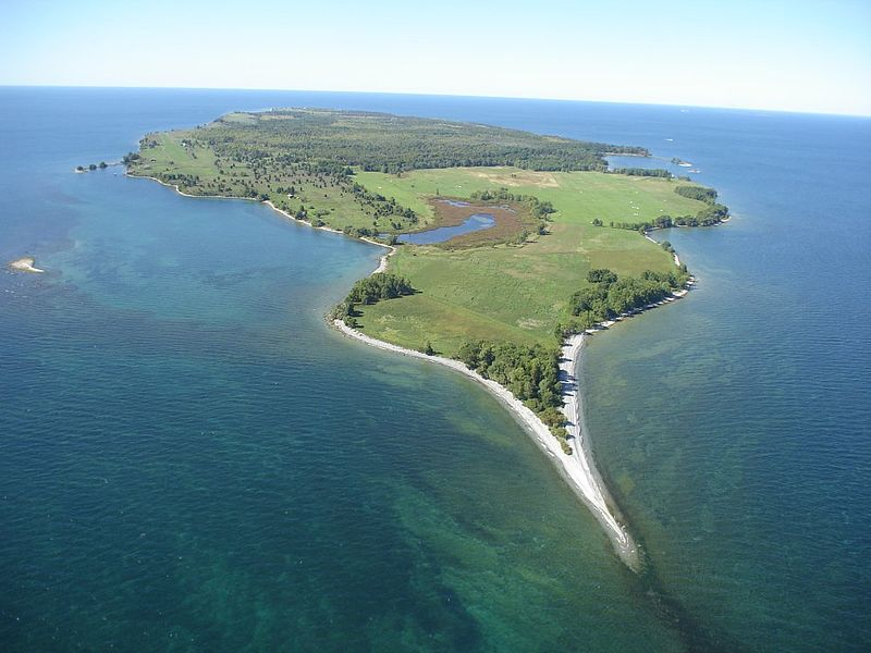 Private Islands For Rent Galloo Island New York State