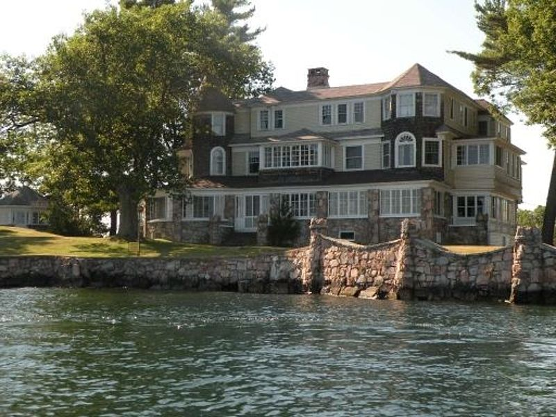 St Lawrence River Island Homes For Sale