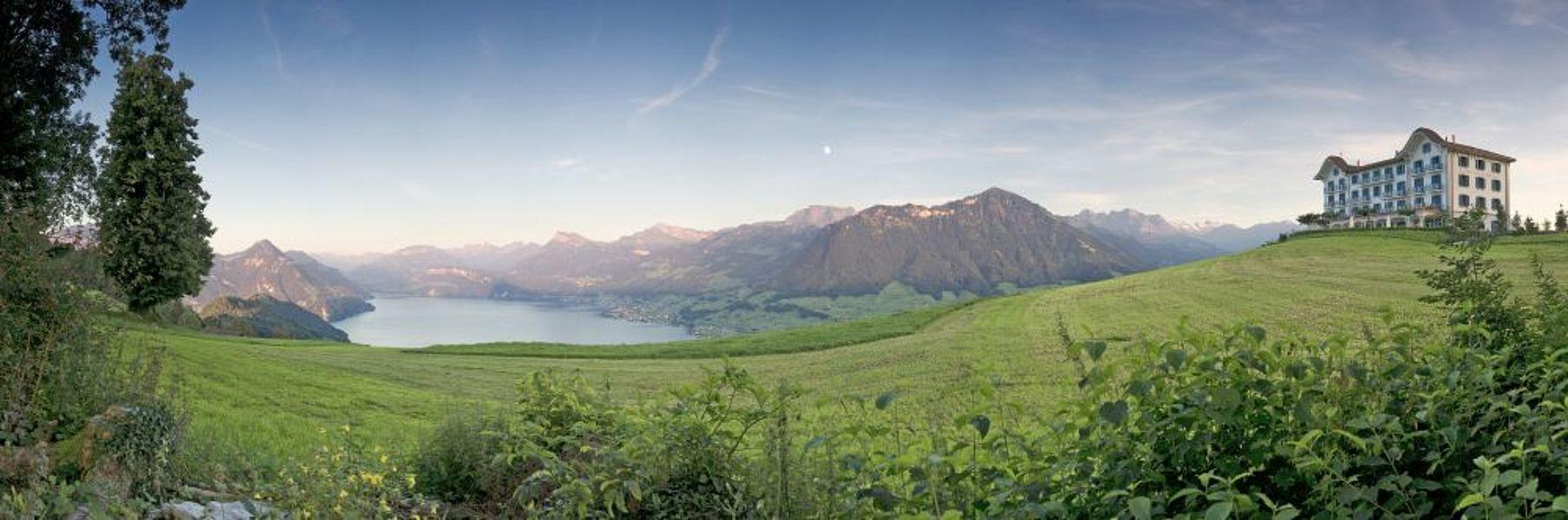 Hotel Villa Honegg tout privatinsel mieten - hotel villa honegg - schweiz - europa: atlantik