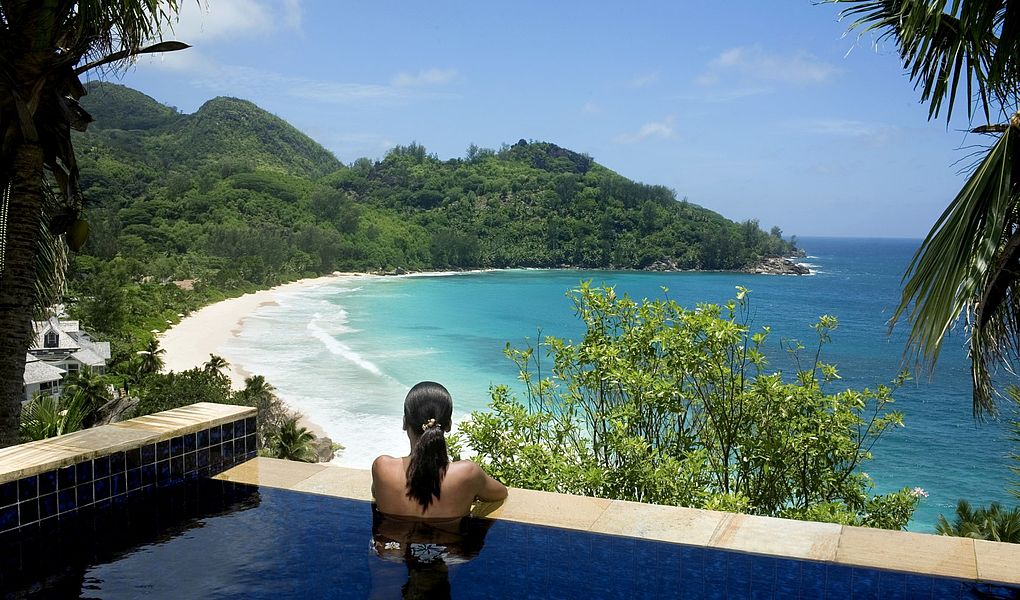 Private Islands For Rent Banyan Tree Resort Seychelles