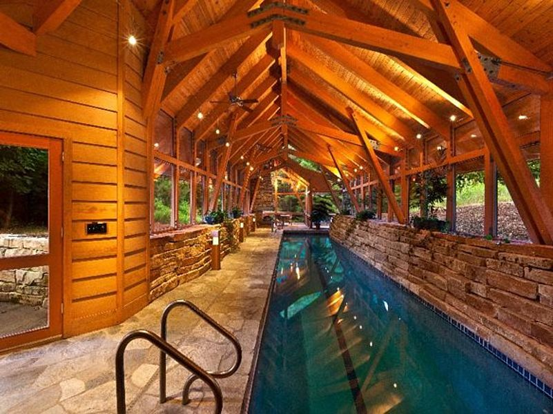 island archive big lake estate private island wisconsin usa - Big Houses With Pools For Sale