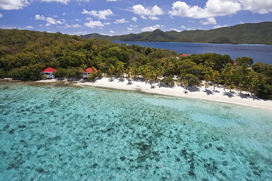 Private Islands for rent - Little Thatch Cay - British ...