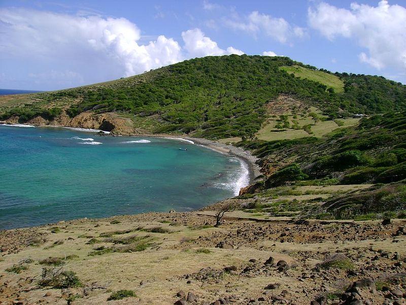Baliceaux Island