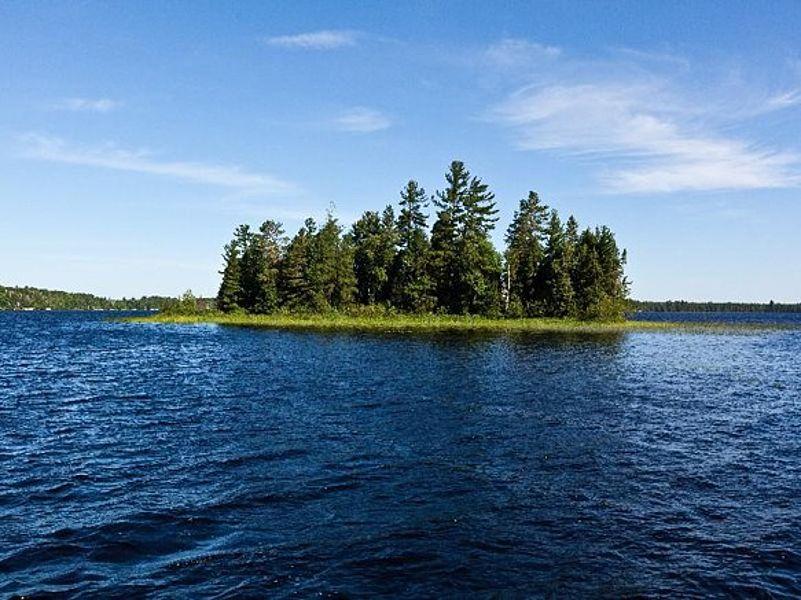 Island Archive Big Lake Estate Amp Private Island