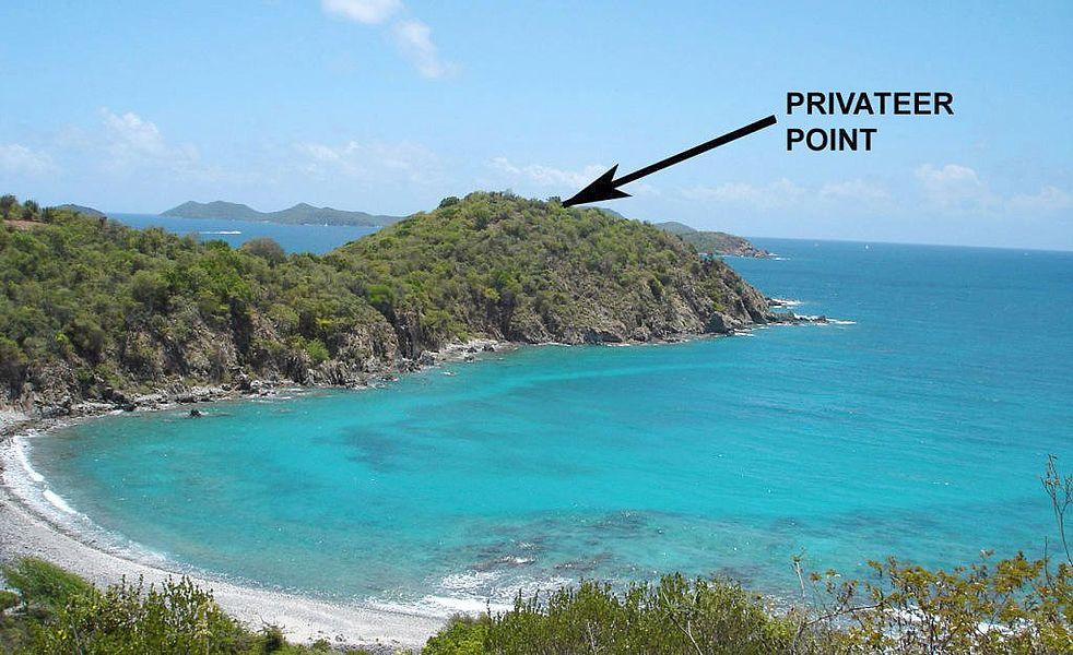 Island Archive Privateer Point Peninsula Us Virgin