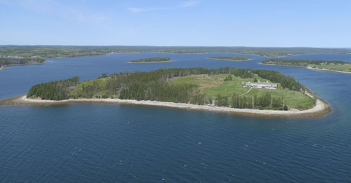 Private Islands for sale - Kaulbach Island - Nova Scotia