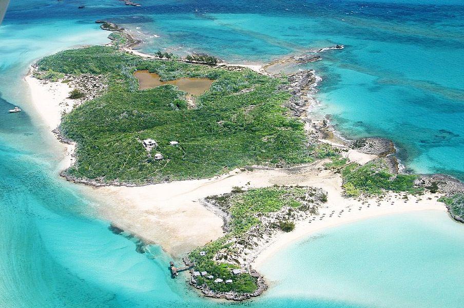 How Big Is A Parblo Island A
