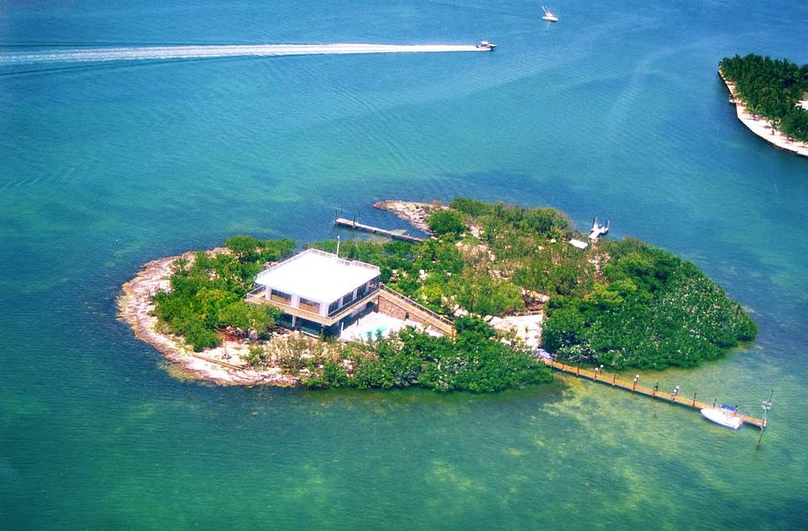 Private Island Homes For Rent Florida Keys
