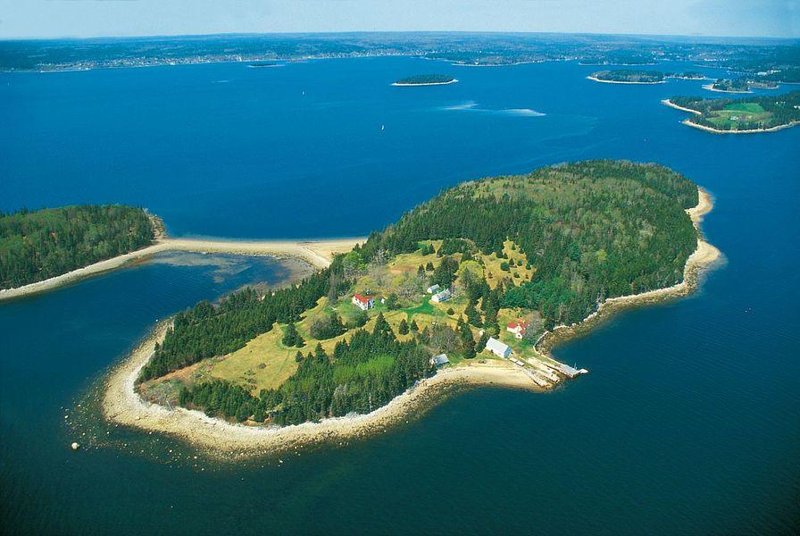 Big Gooseberry Island