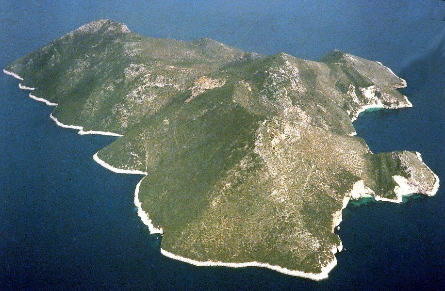 House On Greek Island For Sale