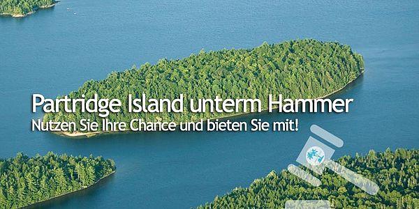 Inselauktion Oktober 2019 - Partridge Island