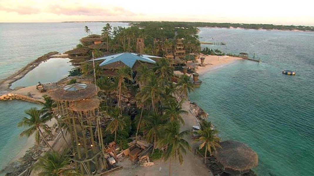 Private Islands For Rent Nygard Cay Bahamas Caribbean