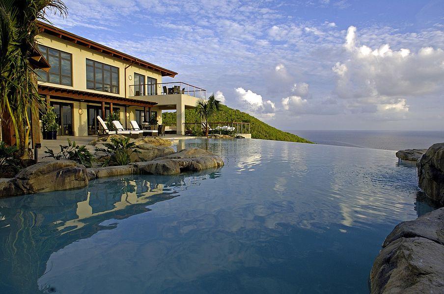 Private Islands for rent - Peter Island - British-Virgin-Islands - Caribbean
