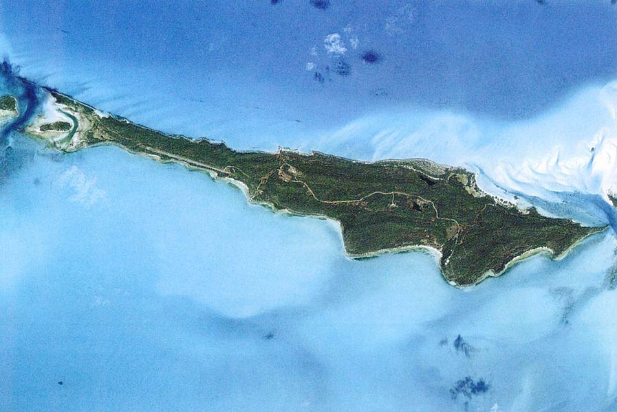 Island Archive Innocence Island Bahamas Caribbean