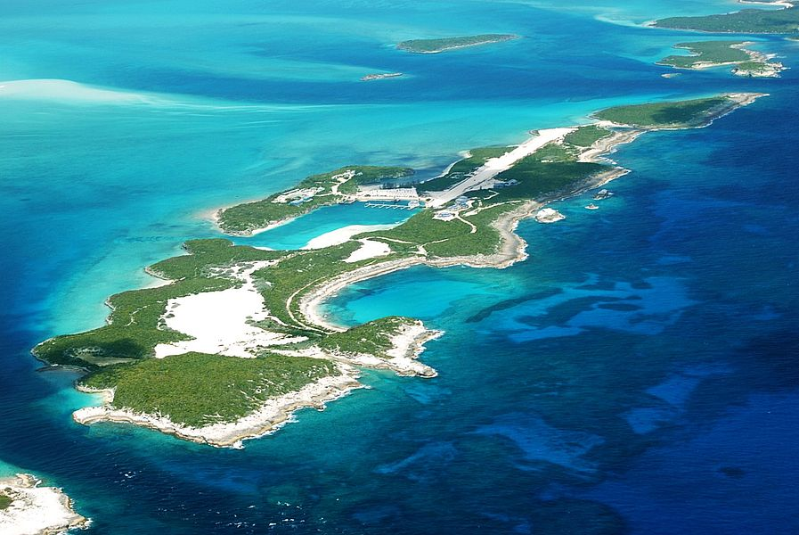 Private Islands For Sale Cave Cay Bahamas Caribbean