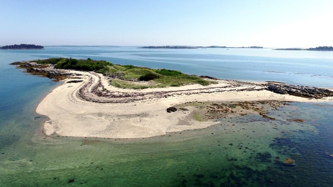 Private Islands for sale - Sand Island - Maine - USA