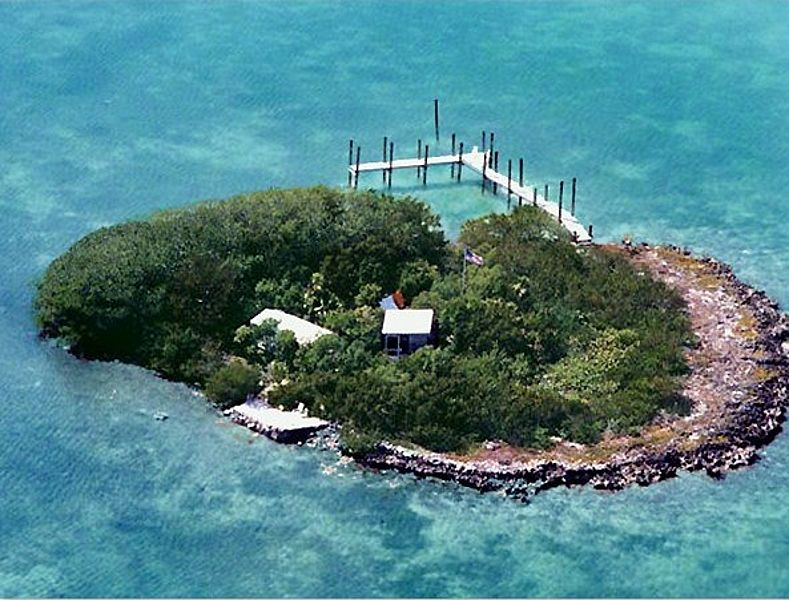 Charlie S Island Florida Keys