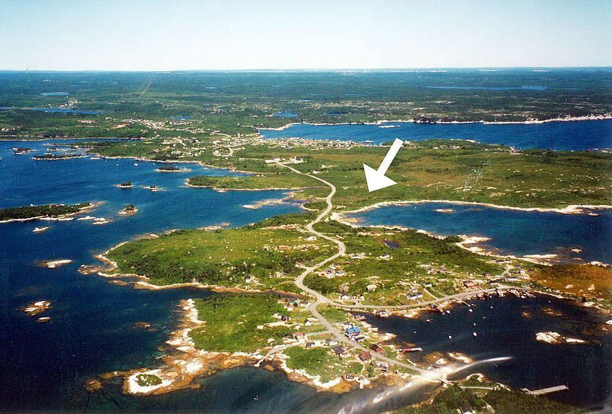 Island For Sale In Nova Scotia Canada