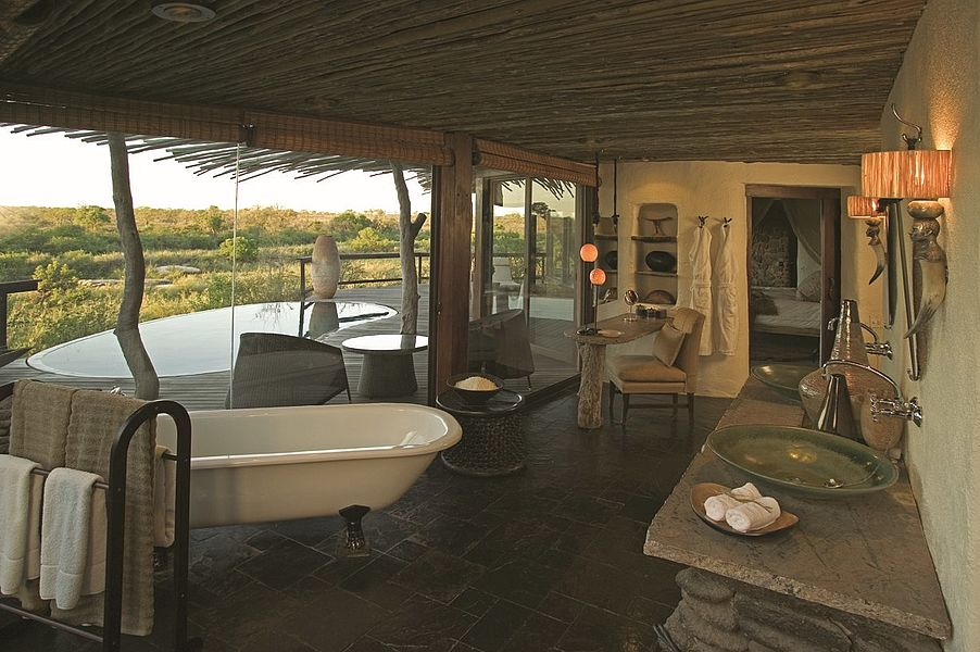 Private Islands For Rent Singita Private Game Reserve South - Singita-luxury-african-game-reserve