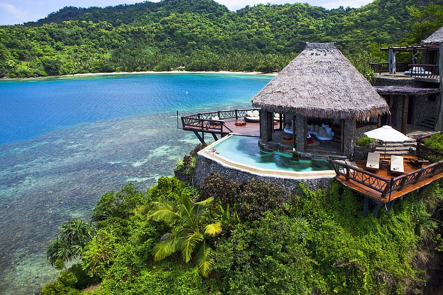 Private Islands for rent - Laucala Island - Fiji - Pacific ... Pacific Ocean Water