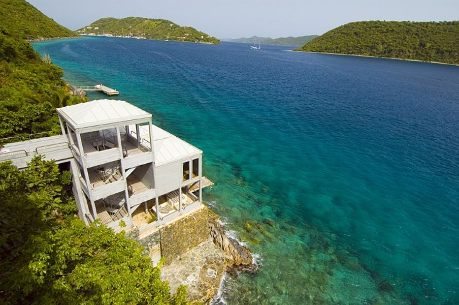 Curious Cabrita point virgin islands simply magnificent