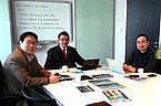 Our office in Shanghai, China