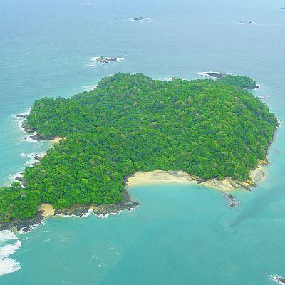 Cerralvo Island Map