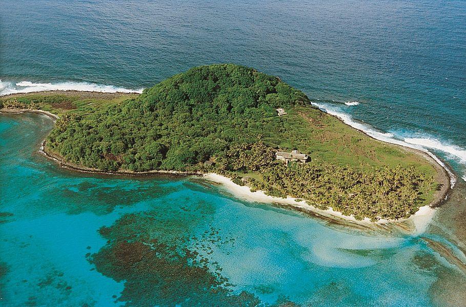 Permalink to Private Island Rental Caribbean
