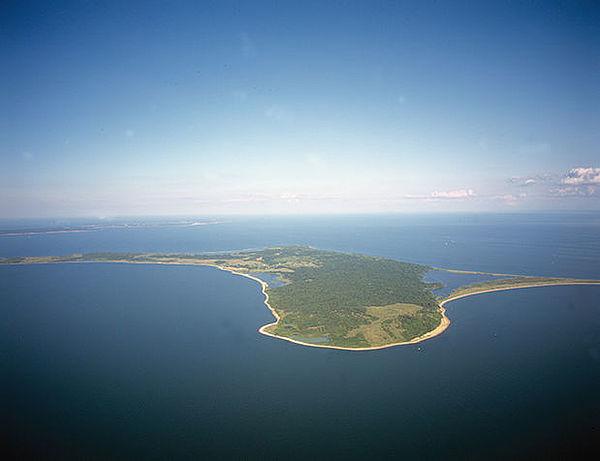 Gardiners Island Treasure