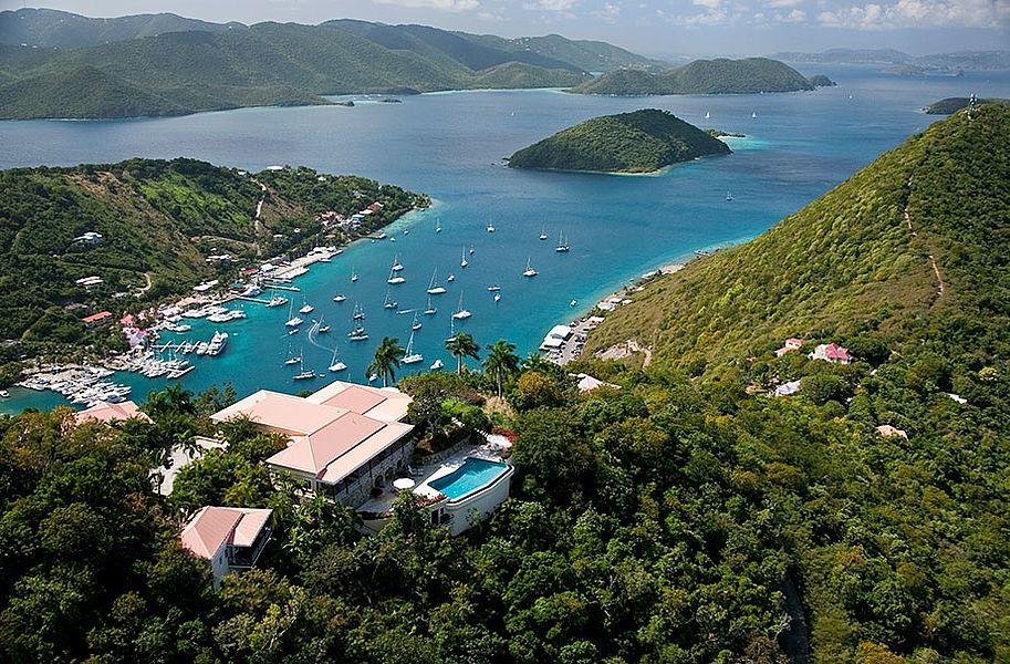 British Virgin Islands House Rentals