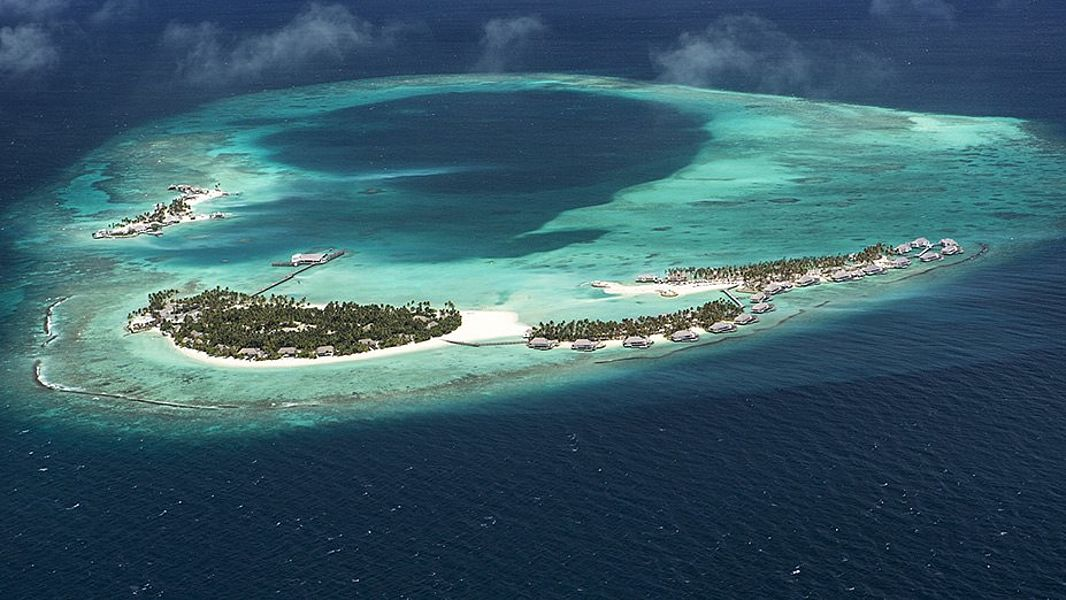 Private Islands for rent Cheval Blanc Randheli Maldives Indian