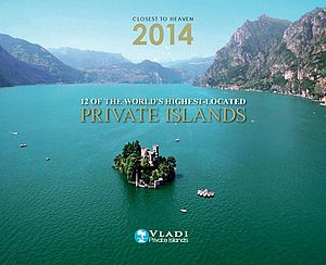 Vladi Private Islands Calendar 2014 – Closer To Heaven (Limited Edition)
