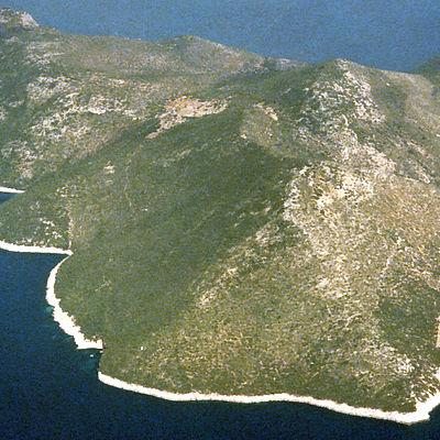 Greek Island in the Ionian Sea