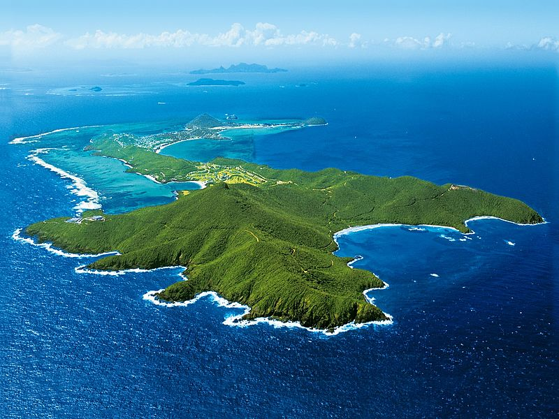Private Islands For Rent Canouan Island St Vincent