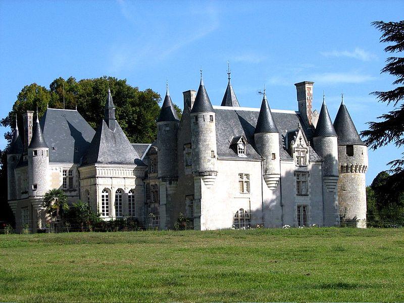 e53072295f Island Archive - Château Bussière - France - Europe  Atlantic