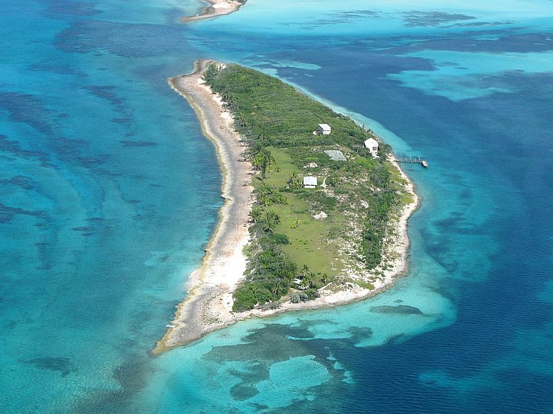 Private Islands for sale - Pierre Island - Bahamas - Caribbean