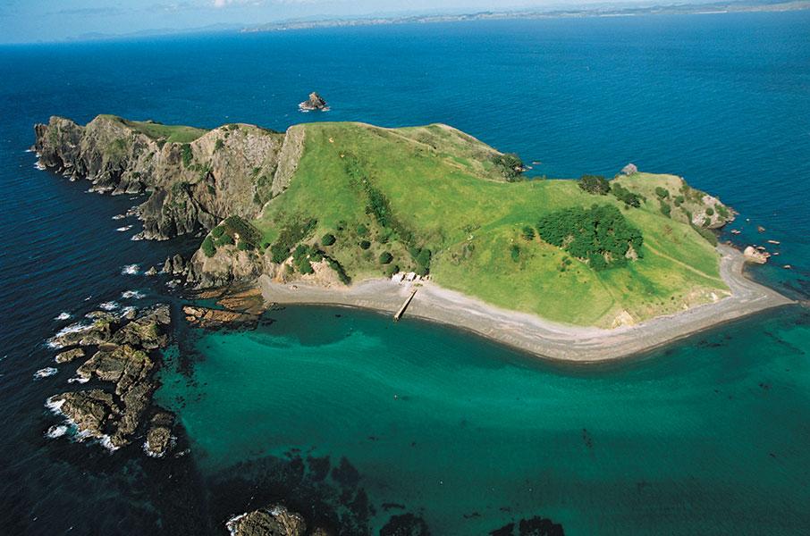 Private Islands For Sale Motukawaiti Island New