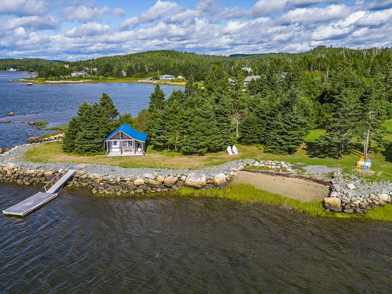Island Archive - Macdonald Lane Eastern Shore - Nova Scotia - Canada