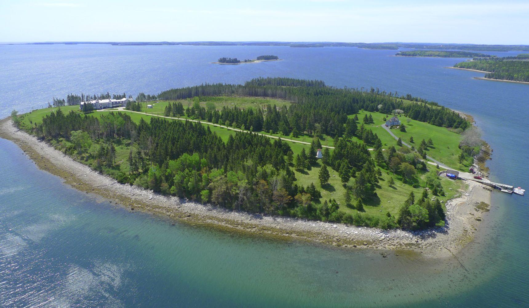Eight Island Lake Nova Scotia
