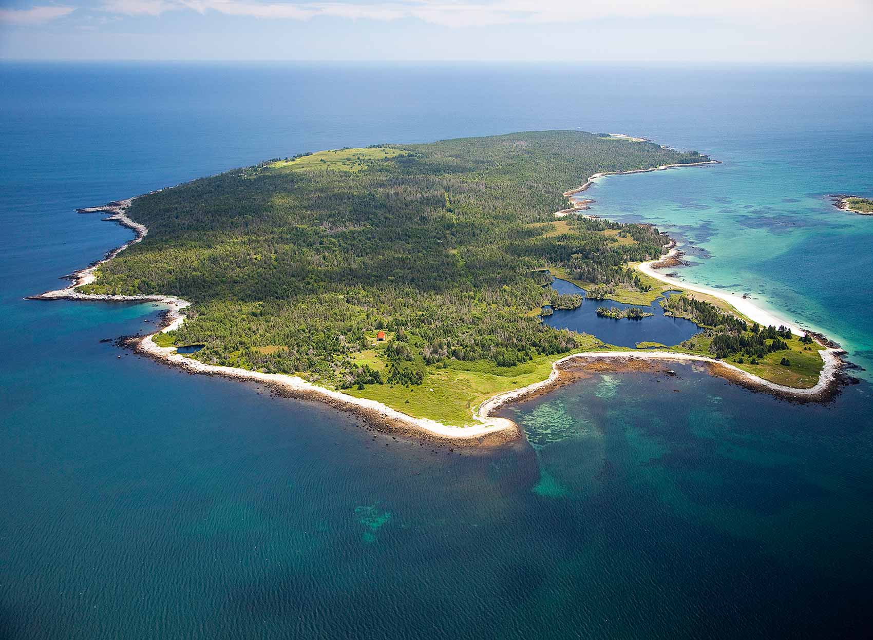 Canadian Private Islands For Sale