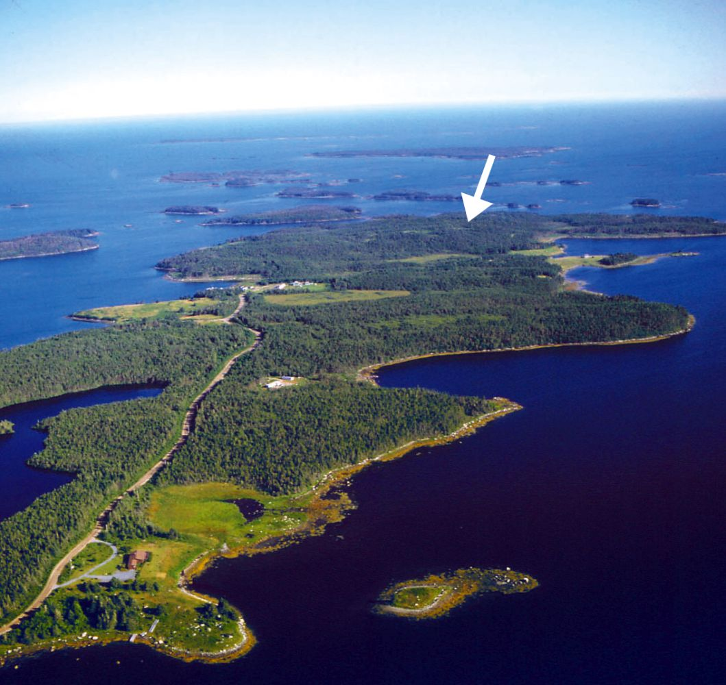 Nova Scotia peninsula