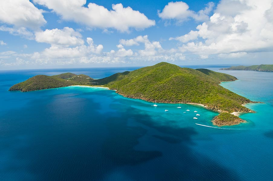 Private Islands For Rent Guana Island British Virgin