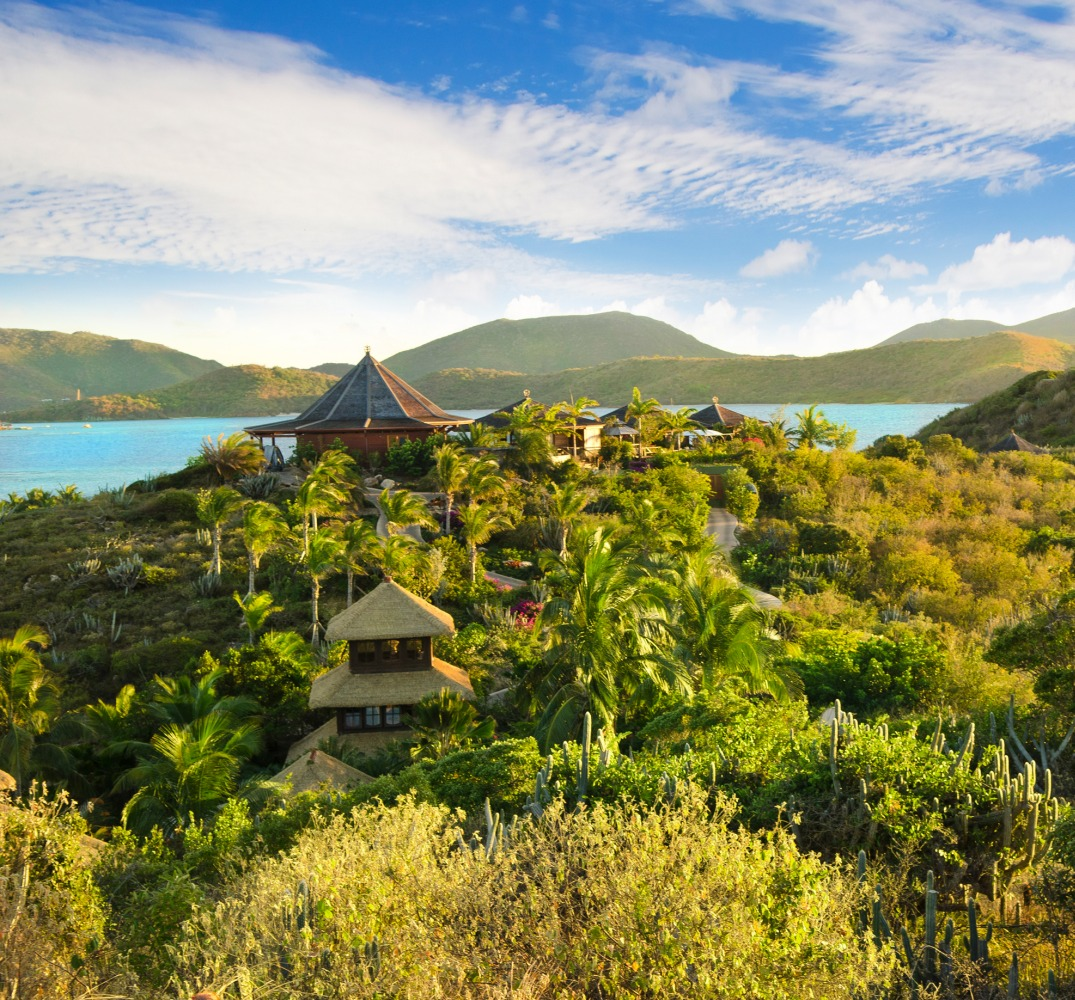 Caribbean Islands: Private Islands For Rent