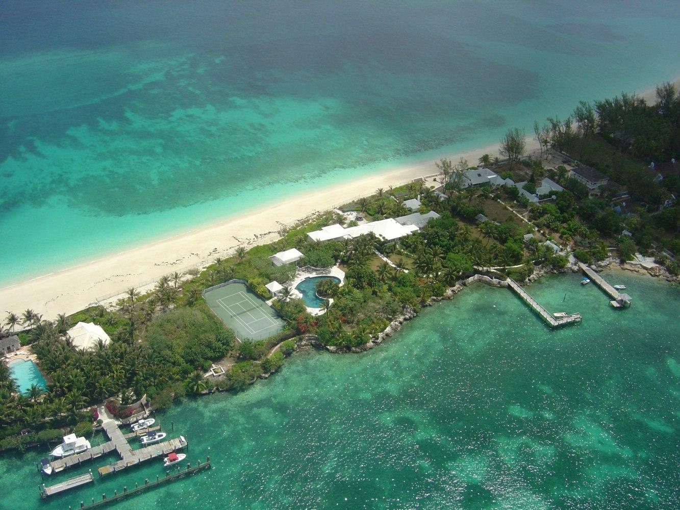 Private island in nassau bahamas
