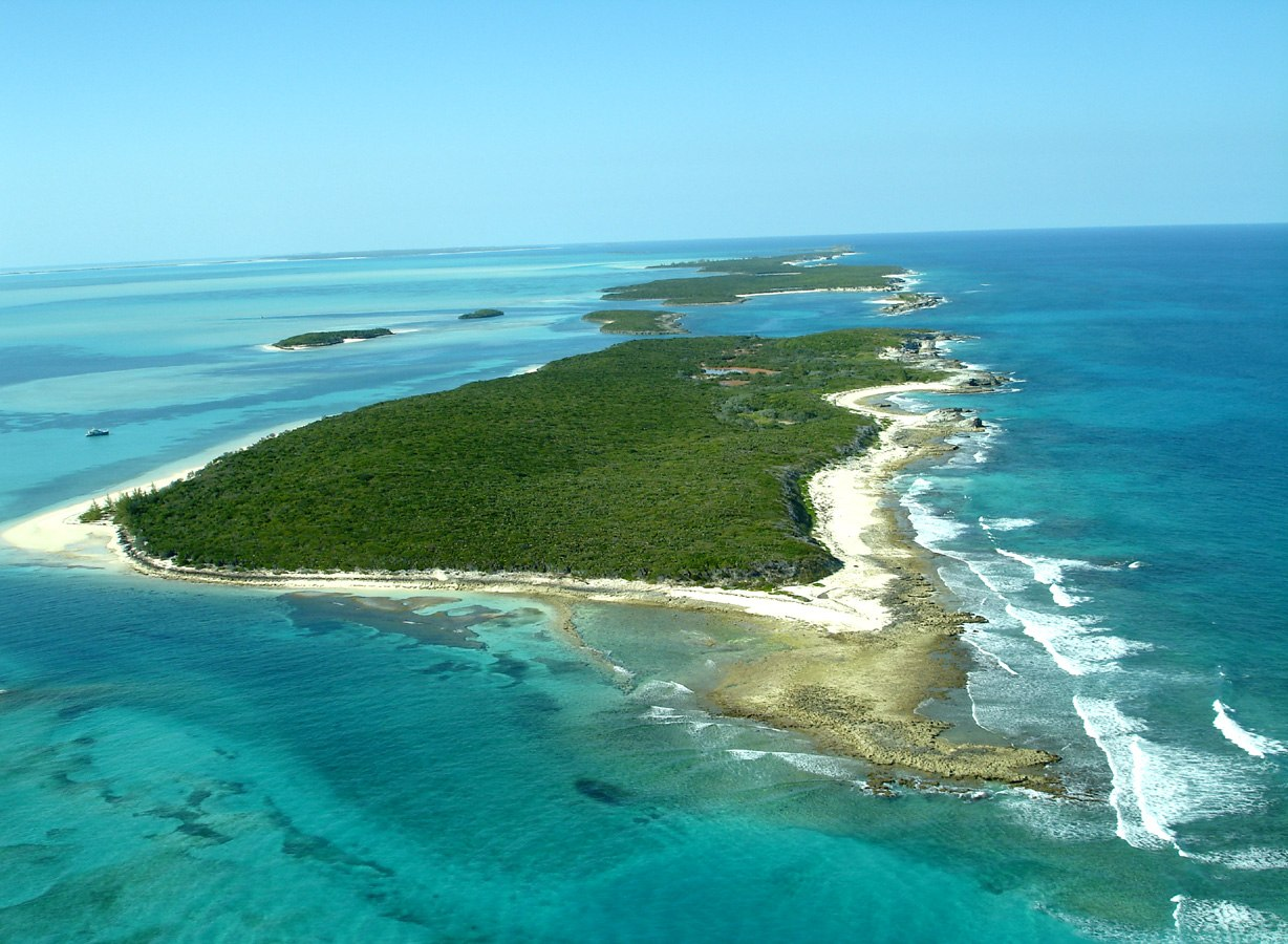 Private islands for sale neptune 39 s nest bahamas for Bahamas private island for sale