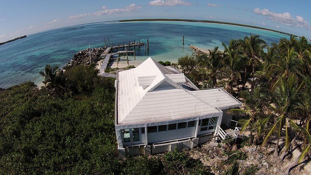 Pelican Cay