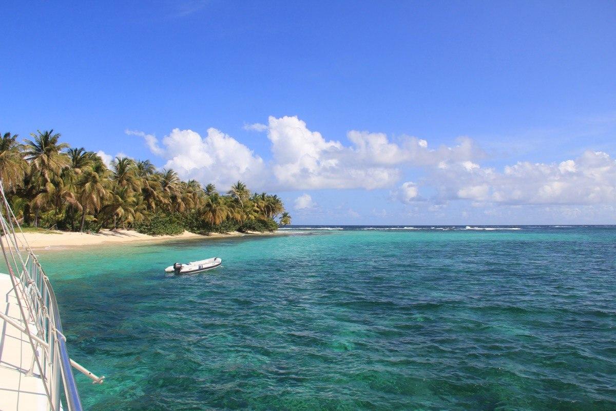 Island Archive Sandy Island Grenada Caribbean