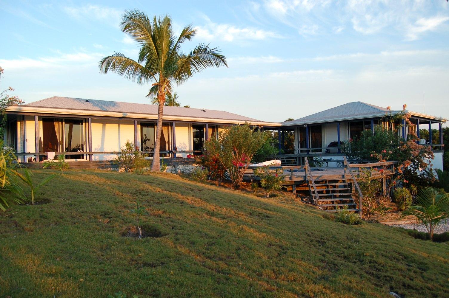 Island Archive - Villa Avalon on Scotland Cay - Bahamas - Caribbean