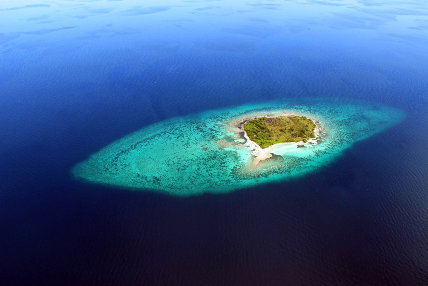 Private Islands for sale - Moho Cay - Belize - Central America