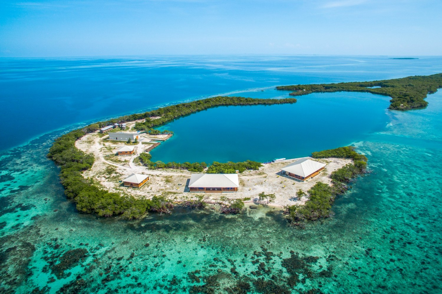 Private Islands for sale - North Saddle Caye - Belize ...